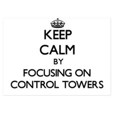 Keep Calm by focusing on Control Tower Invitations