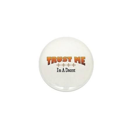 Trust Docent Mini Button