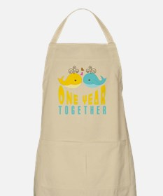 1st Anniversary Gift For Her Apron