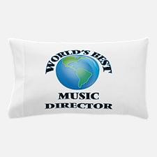 World's Best Music Director Pillow Case