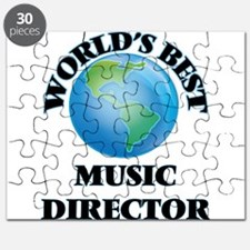 World's Best Music Director Puzzle