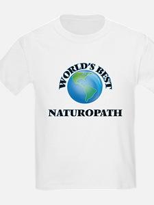 World's Best Naturopath T-Shirt