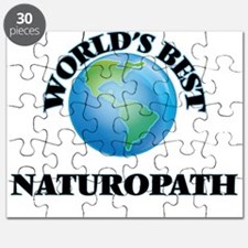 World's Best Naturopath Puzzle