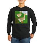 Goose and Gander Long Sleeve Dark T-Shirt