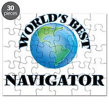 World's Best Navigator Puzzle