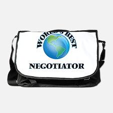 World's Best Negotiator Messenger Bag