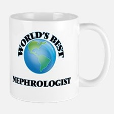 World's Best Nephrologist Mugs