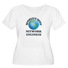 World's Best Network Engineer Plus Size T-Shirt