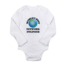 World's Best Network Engineer Body Suit