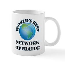 World's Best Network Operator Mugs