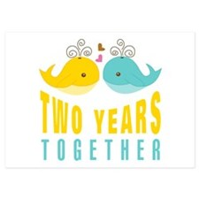 2nd aniversary celebration Invitations