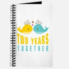 2nd aniversary celebration Journal