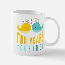 2nd aniversary celebration Mug