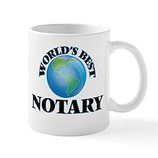 World's Best Notary Mugs