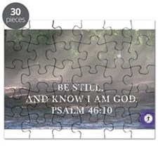 Be Still and Know Puzzle