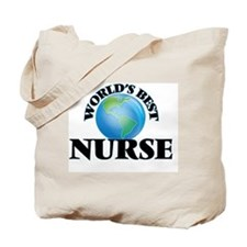 World's Best Nurse Tote Bag