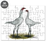 Modern Game Bantams Puzzle