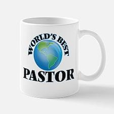 World's Best Pastor Mugs