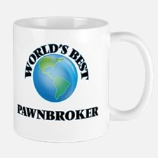 World's Best Pawnbroker Mugs