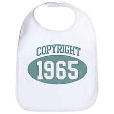 Copyright 1965 Bib