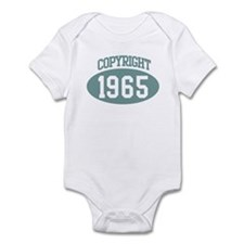 Copyright 1965 Infant Bodysuit