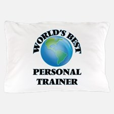 World's Best Personal Trainer Pillow Case