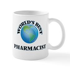 World's Best Pharmacist Mugs