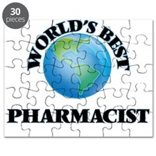 World's Best Pharmacist Puzzle