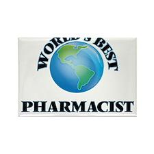 World's Best Pharmacist Magnets