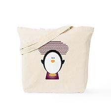 Penguins Yoga Tote Bag