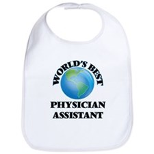 World's Best Physician Assistant Bib