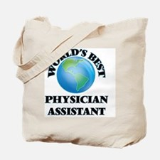 World's Best Physician Assistant Tote Bag
