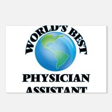 World's Best Physician As Postcards (Package of 8)