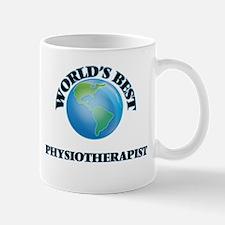 World's Best Physiotherapist Mugs