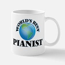 World's Best Pianist Mugs