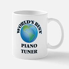 World's Best Piano Tuner Mugs