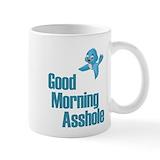 Asshole Coffee Mugs