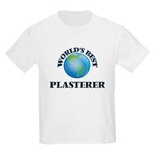 World's Best Plasterer T-Shirt