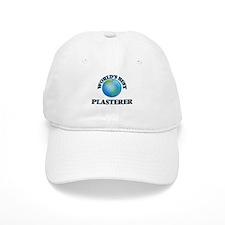 World's Best Plasterer Baseball Cap
