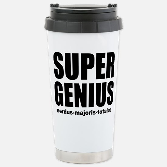 Super Genius Mugs