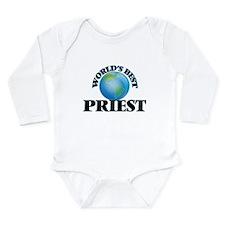 World's Best Priest Body Suit