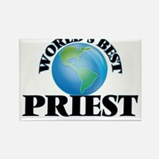 World's Best Priest Magnets