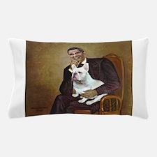 Obama-French BD (W) Pillow Case
