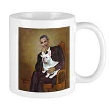 Obama-French BD (W) Mug