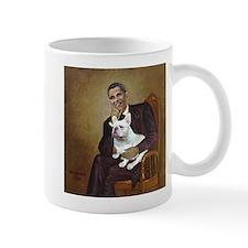 Obama-French BD (W) Small Mug
