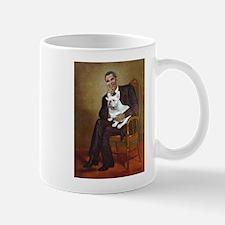 Obama-French BD (W) Mug