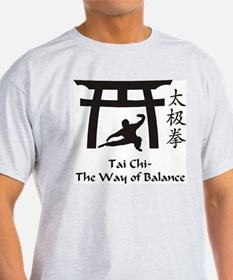 Phil Tai Chi The Way of Balance 2011 (3) T-Shirt