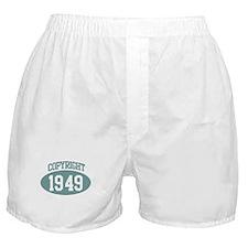 Copyright 1949 Boxer Shorts