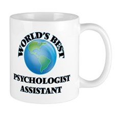 World's Best Psychologist Assistant Mugs