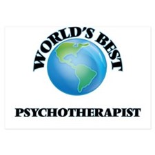 World's Best Psychotherapist Invitations
